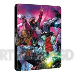 Marvel's guardians of the galaxy + steelbook pc marki Squareenix