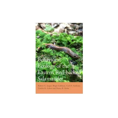 Behavioral Ecology of the Eastern Red-backed Salamander
