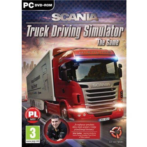 Scania Truck Driving Simulator (PC)