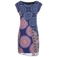 Sukienki krótkie Desigual KIROGA 5% zniżki z kodem CMP2SE. Nie dotyczy produktów partnerskich.