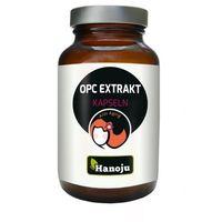 Kapsułki OPC ekstrakt z winogron 400 mg (300 kaps.) Hanoju