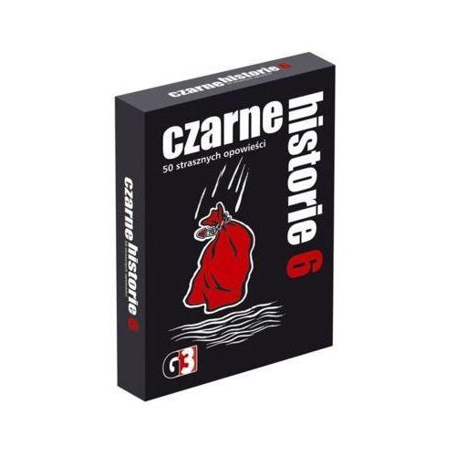 G3 Gra czarne historie 6 + prezent do zakupów za min.30 zł.