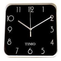 Zegar timo 52 biały 20 cm marki Feniks