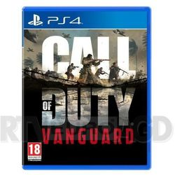 Call of duty: vanguard ps4 / ps5 marki Activision