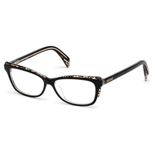 Just cavalli Okulary korekcyjne jc 0771 a05