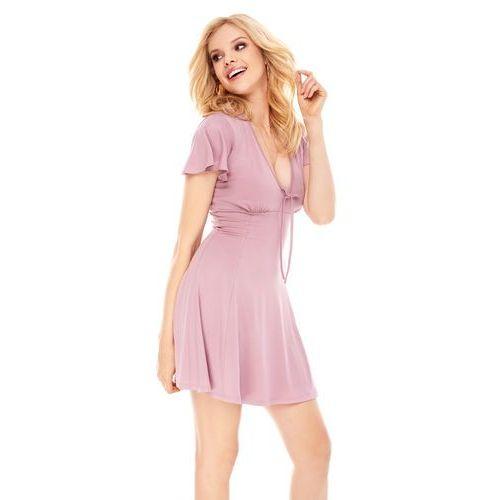 d4f10956 Sukienka nika w kolorze różowym (Sugarfree)