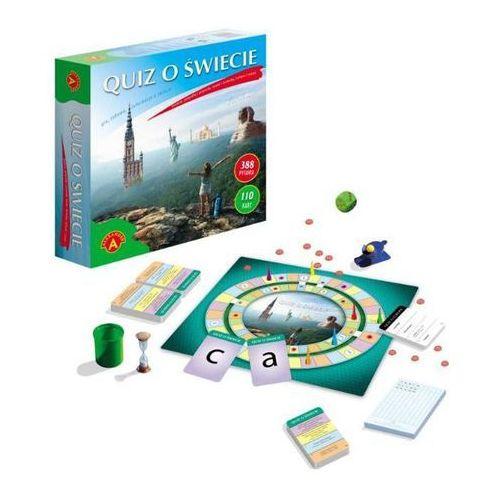 Alexander, gra edukacyjna Quiz o świecie, 5_514306