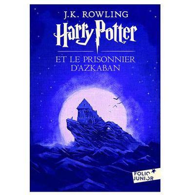 Harry Potter 3: Harry Potter et le prisonnier d´Azkaban Rowling Joanne K.
