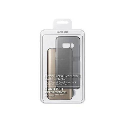 Samsung original Samsung galaxy s8 - zestaw akcesoriów samsung starter kit