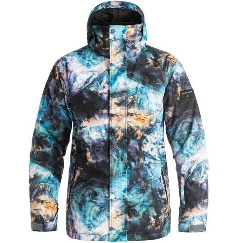 Quiksilver Kurtka Mission Printed Jacket M Snowjacket Oil And Space L