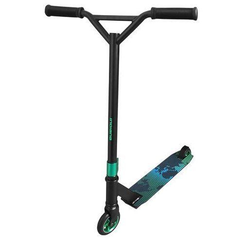 Indiana Hulajnoga x3 czarno-zielony + zamów z dostawą jutro! (5902270746549)