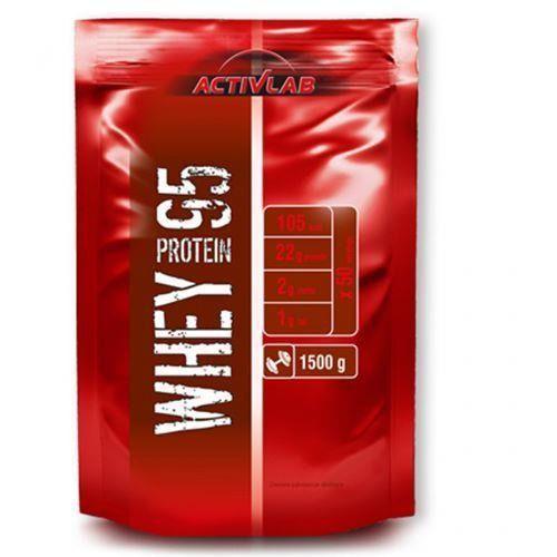 Activlab whey protein 95 - 1500g - nut