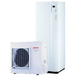 Pompa ciepła powietrze woda extensa+ duo 8 - do powierzchni 80 -120 m2 od producenta Atlantic