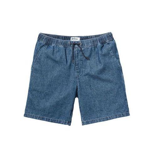 47cc20c09546ad Bonprix Lekkie szorty dżinsowe Regular Fit bonprix niebieski, kolor  niebieski