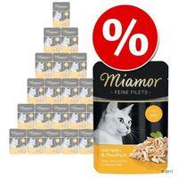 Miamor 74077 filets tuńczyk + warzywa 100gr sasze (4000158740779)