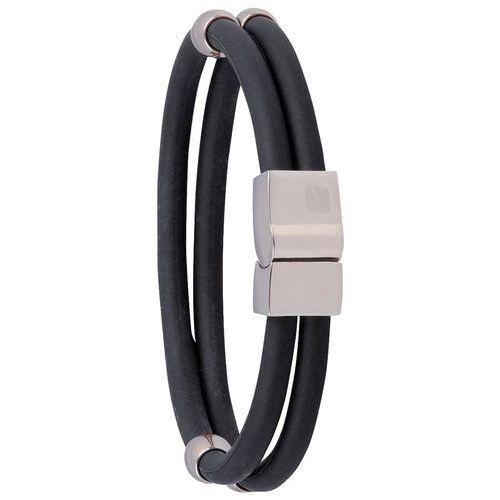 Bransoletka magnetyczna Toliman inSPORTline, 18.50 cm, Czarny