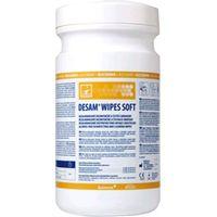 Desam Wipes SOFT Serwetki bezalkoholowe do dezynfekcji i czyszczenia 100szt.