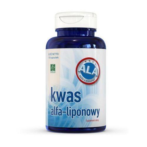A-z kwas alfa liponowy 100mg 90 kaps. Az medica