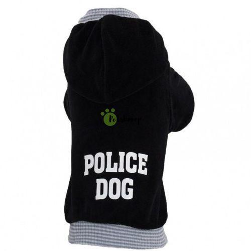 Grande finale Bluza czarna police dog