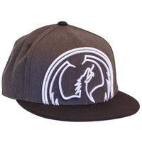 czapka z daszkiem DRAGON - Risen Hat Black (001) rozmiar: OS