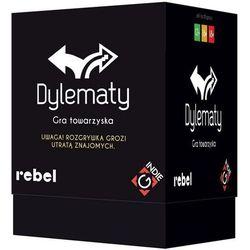 Gra Dylematy (druga edycja) - DARMOWA DOSTAWA OD 199 ZŁ!!!