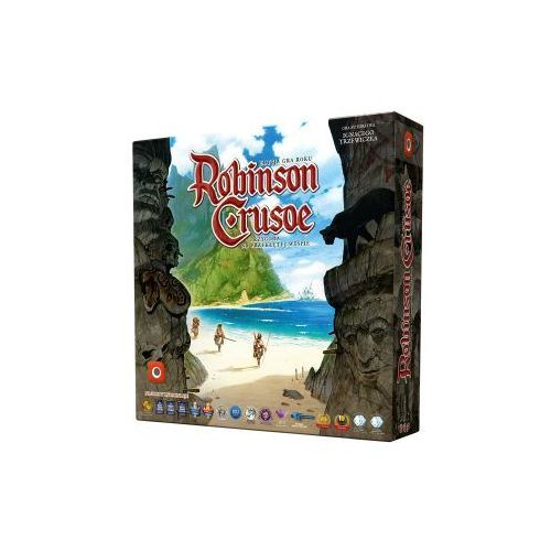 Portal games Robinson crusoe: przygoda na przeklętej wyspie + gratis