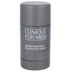 Antyperspiranty dla mężczyzn  Clinique