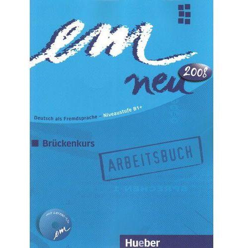 Em Neu 2008 Brückenkurs Ćwiczenia + CD (Edycja 1 Tomowa) (9783195116961)