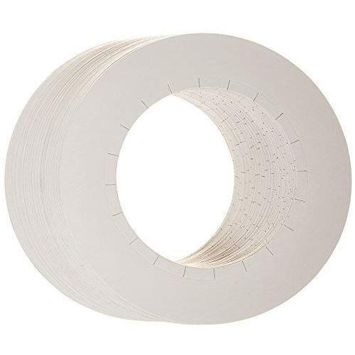 Osłonka papierowa na puszkę wosku 100szt Cosnet - Genialna oferta