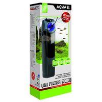 Aquael unifilter 750 uv (do 200 - 300 l, 750 l/h) - filtr wewnętrzny ze steliryzatorem uv do akwarium (5905546058346)