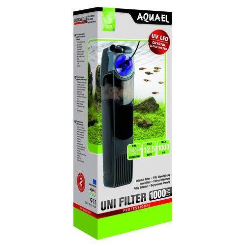 Aquael unifilter 500 uv (do 100 - 200 l, 500 l/h) - filtr wewnętrzny ze sterylizatorem uv do akwarium (5905546058339)