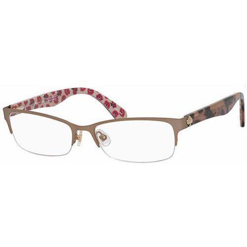Okulary korekcyjne alexanne 0aai/00 Kate spade