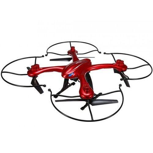 x102h rtf (2.4ghz, 4ch, żyroskop, barometr, headless, 50cm) - czerwony marki Mjx