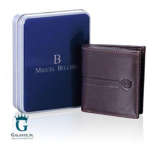 Miguel bellido Portfel męski mb-2166