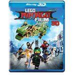 LEGO NINJAGO: FILM (2BD 3-D) (Płyta BluRay)