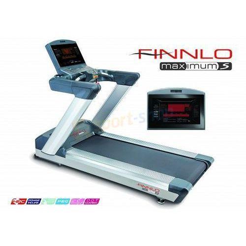 Finnlo Bieżnia elektryczna t22.1 - led maximum s