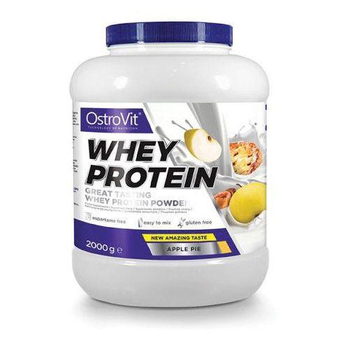 Whey protein - 2000g - white chocolate Ostrovit