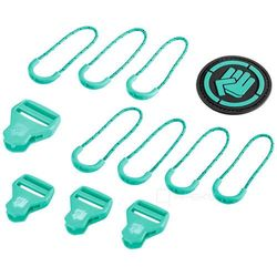 Coocazoo MatchPatch Classic zestaw elementów wymiennych / turkusowy - Atlantis,