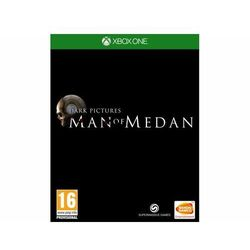 The Dark Pictures Man Of Medan (Xbox One)