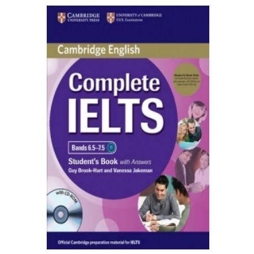 Complete IELTS Bands 6.5-7.5. Podręcznik z Kluczem + CD-ROM + CD