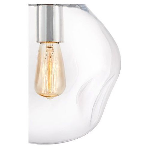 :: lampa wisząca avia l transparentny (KASPA)
