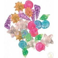 plastikowe muszelki do akwarium 24szt. marki Trixie