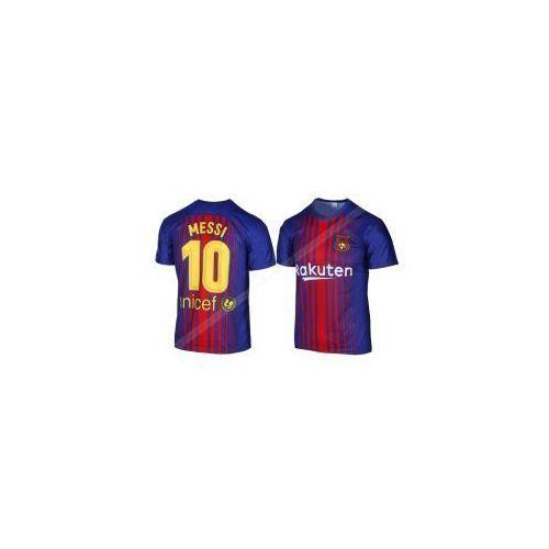8b991a5b1 Zobacz w sklepie Messi barcelona - koszulka piłkarska 2017/2018 - wersja  domowa Polski producent