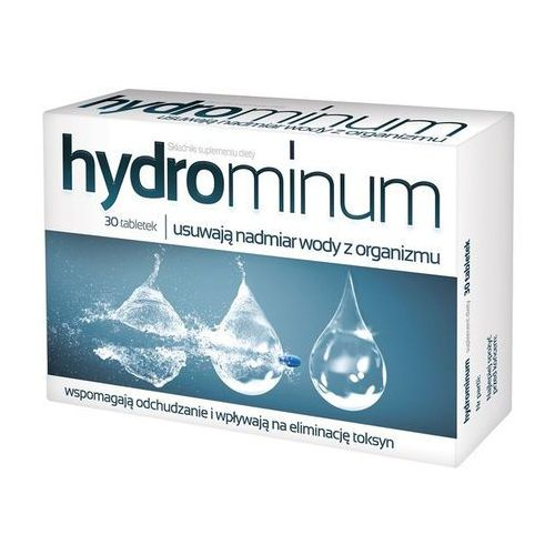 Tabletki HYDROMINUM 30 tabletek