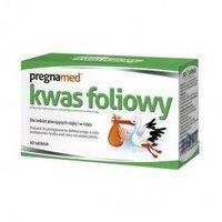 Tabletki PREGNAMED Kwas foliowy x 60 tabletek