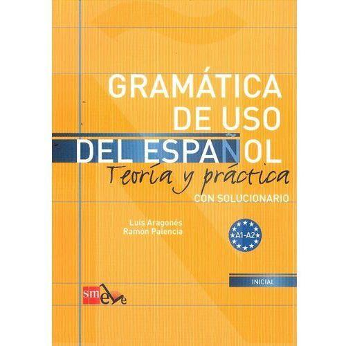 Gramatica de uso del espanol A1-A2, oprawa miękka