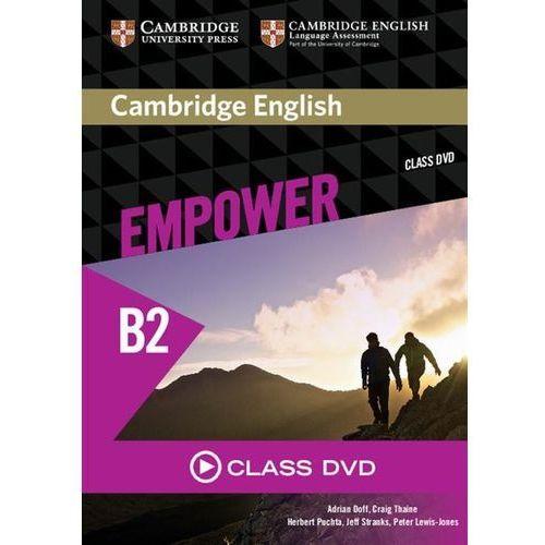 Cambridge English Empower Upper Intermediate Class DVD (Płyta DVD) (9781107468801)