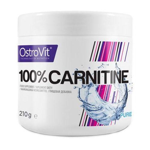 100% Carnitine - 100% Karnityny 210g OstroVit