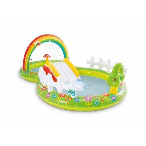 Basen dla dzieci, plac zabaw wodny, zjeżdżalnia, , 290 cm marki Intex