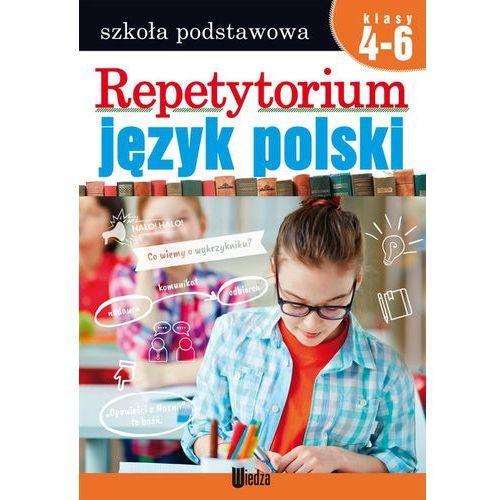 Repetytorium Język Polski Klasy 4-6 - Praca zbiorowa (9788366263994)